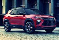 New 2021 Chevy Trailblazer Price, Release Date