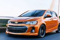 2020 Chevy Sonic Hatchback Canada Review