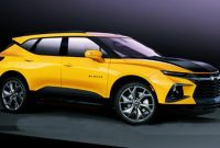 2021 Chevy Blazer SS Rumors, Review, Release