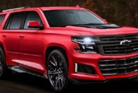 2021 Chevy Tahoe USA Pictures, Engine, Change