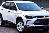 2021 Chevy Tracker Release Date, Review