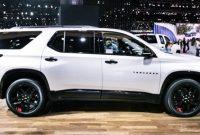2021 Chevrolet Traverse Redline Edition USA