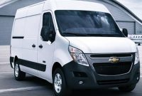 2021 Chevy Express Passenger Van Rumors