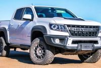 New 2021 Chevrolet Colorado LT Review, Specs