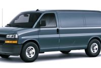 New 2021 Chevrolet Express Cargo Van USA
