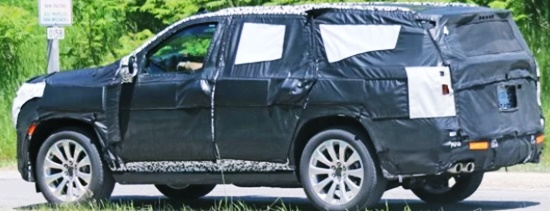 New 2021 Chevy Tahoe USA Pictures